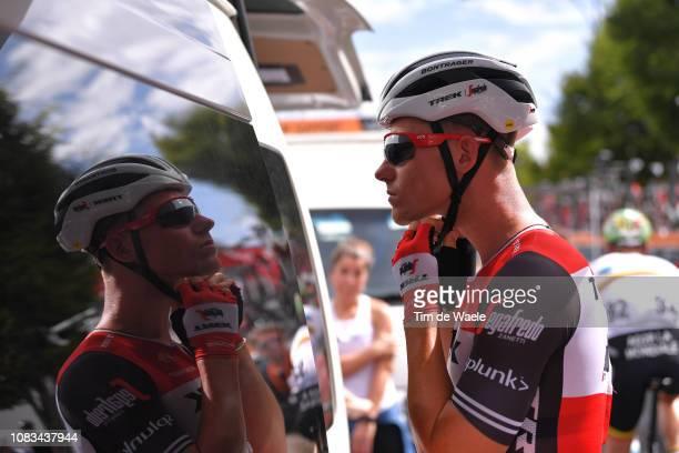 Start / Ryan Mullen of Ireland and Team Trek-Segafredo / during the 21st Santos Tour Down Under 2019, Stage 3 a 146,2km stage from Lobethal to...