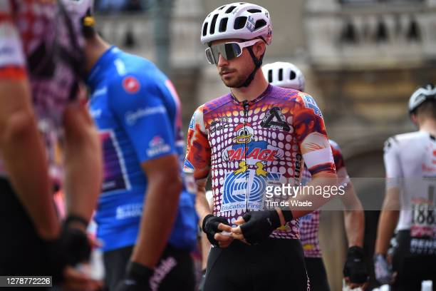 Start / Sean Bennett of The United States and Team EF Pro Cycling / Catania City / during the 103rd Giro d'Italia 2020, Stage 4 a 140km stage from...
