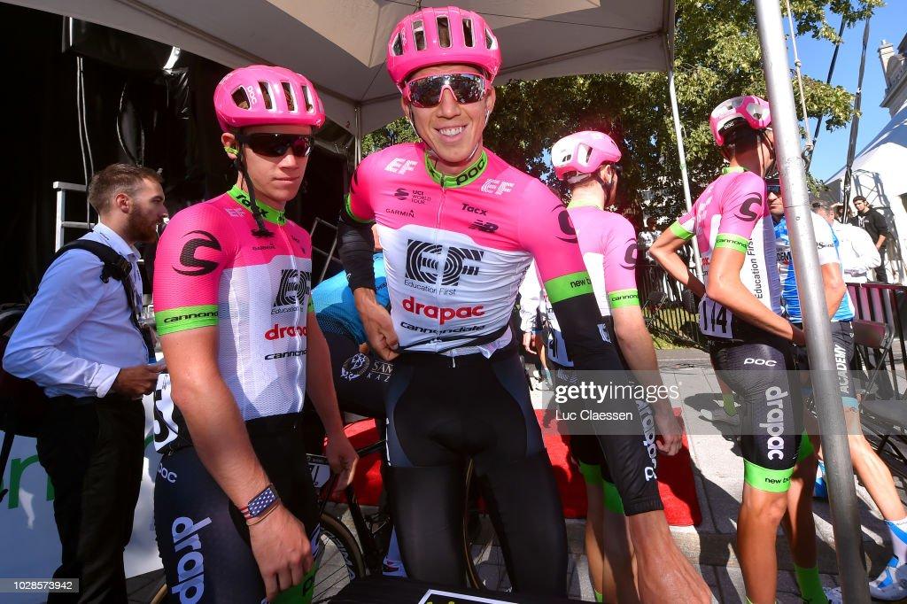 Cycling: 9th Grand Prix Cycliste de Quebec 2018 : Fotografia de notícias