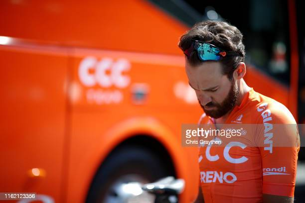 Start / Simon Geschke of Germany and CCC Team / during the 106th Tour de France 2019, Stage 10 a 217,5km stage from Saint-Flour to Albi / TDF /...
