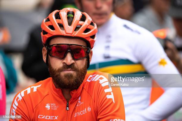 Start / Simon Geschke of Germany and CCC Team / during the 22nd Santos Tour Down Under - Schwalbe Classic a 51km race from Adelaide to Adelaide / TDU...