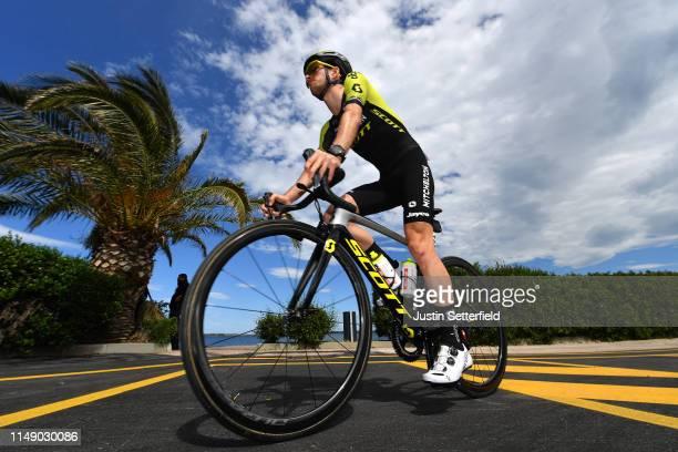 Start / Simon Yates of United Kingdom and Team Mitchelton - Scott / during the 102nd Giro d'Italia 2019, Stage 4 a 235km stage from Orbetello to...