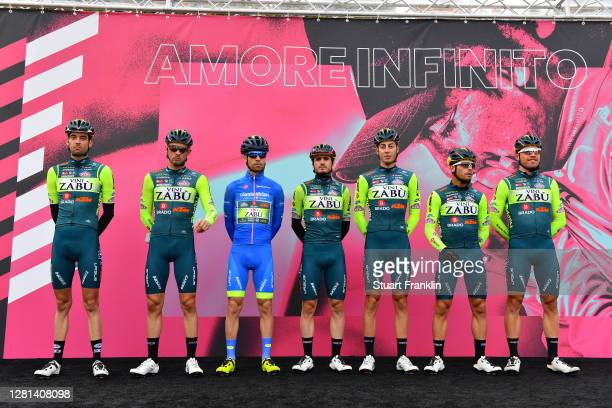 Start / Simone Bevilacqua of Italy, Marco Frapporti of Italy, Lorenzo Rota of Italy, Matteo Spreafico of Italy, Etienne Van Empel of The Netherlands,...