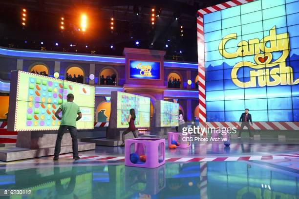Start Swiping Mama In a family edition of CANDY CRUSH a live action game show based on the globally renowned mobile game franchise where players...