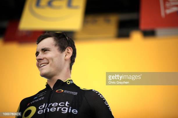 Start / Thomas Boudat of France and Team Direct Energie / during the 105th Tour de France 2018 / Stage 10 a 158,5km stage from Annecy to Le...