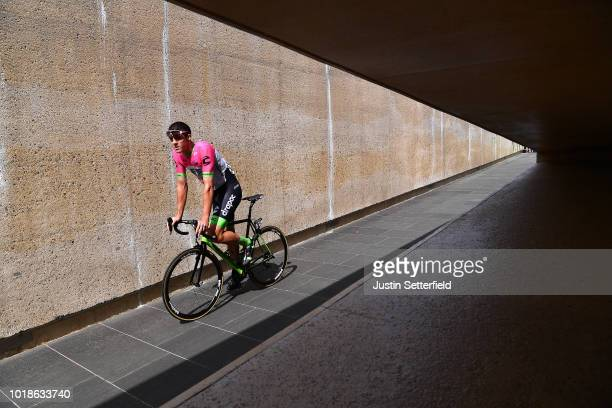 Start / Thomas Scully of New Zealand and Team Ef Education FirstDrapac P/B Cannondale / during the 14th BinckBank Tour 2018 Stage 6 a 1822km stage...