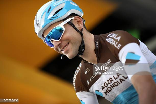 Start / Tony Gallopin of France and Team AG2R La Mondiale / during the 105th Tour de France 2018 / Stage 10 a 1585km stage from Annecy to Le...