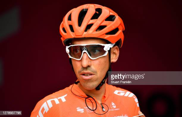 Start / Victor De La Parte of Spain and CCC Team / Team Presentation / during the 103rd Giro d'Italia 2020, Stage 5 a 225km stage from Mileto to...