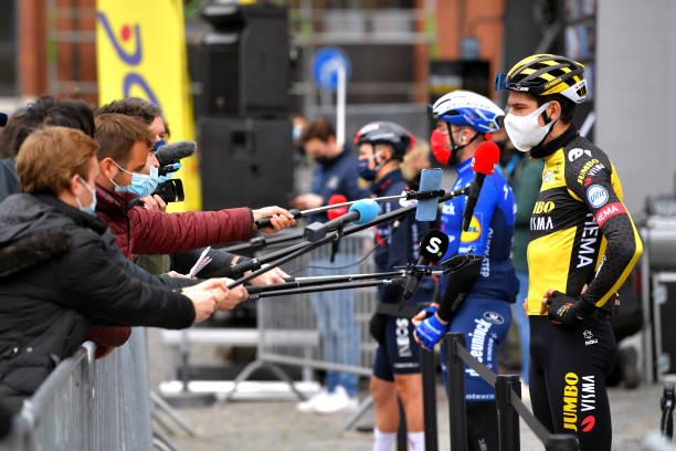 BEL: 61st De Brabantse Pijl - La Flèche Brabançonne 2021 - Men's Elite