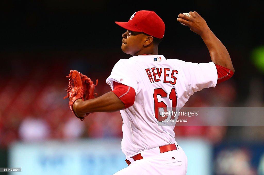 Cincinnati Reds v St Louis Cardinals : News Photo