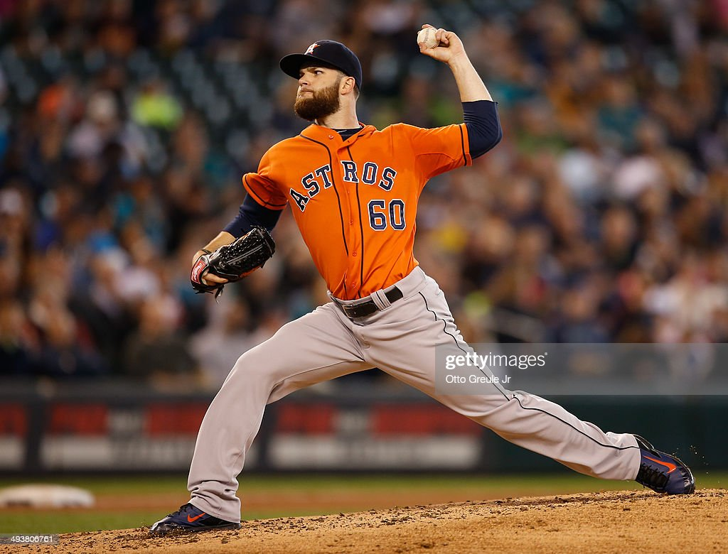 Houston Astros v Seattle Mariners : News Photo