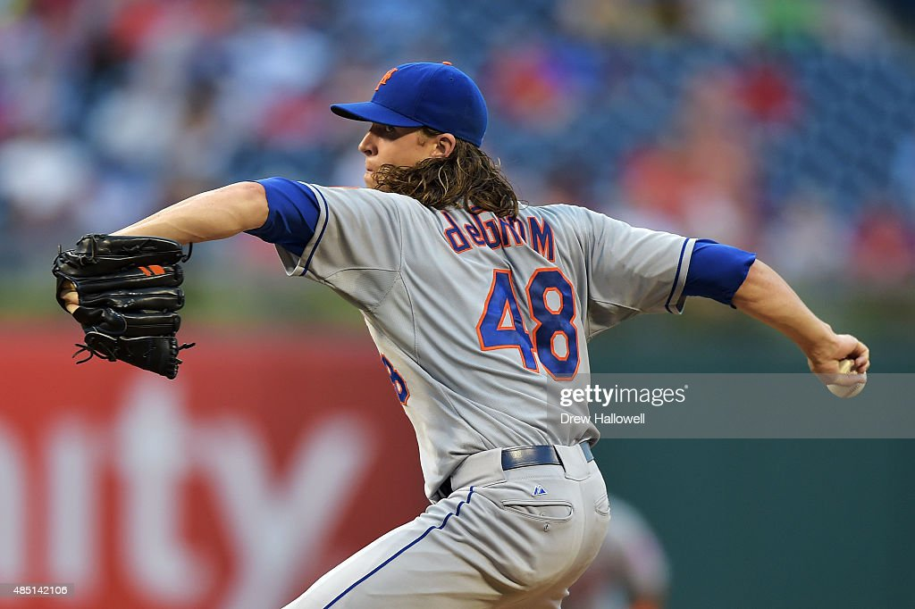 New York Mets v Philadelphia Phillies : News Photo