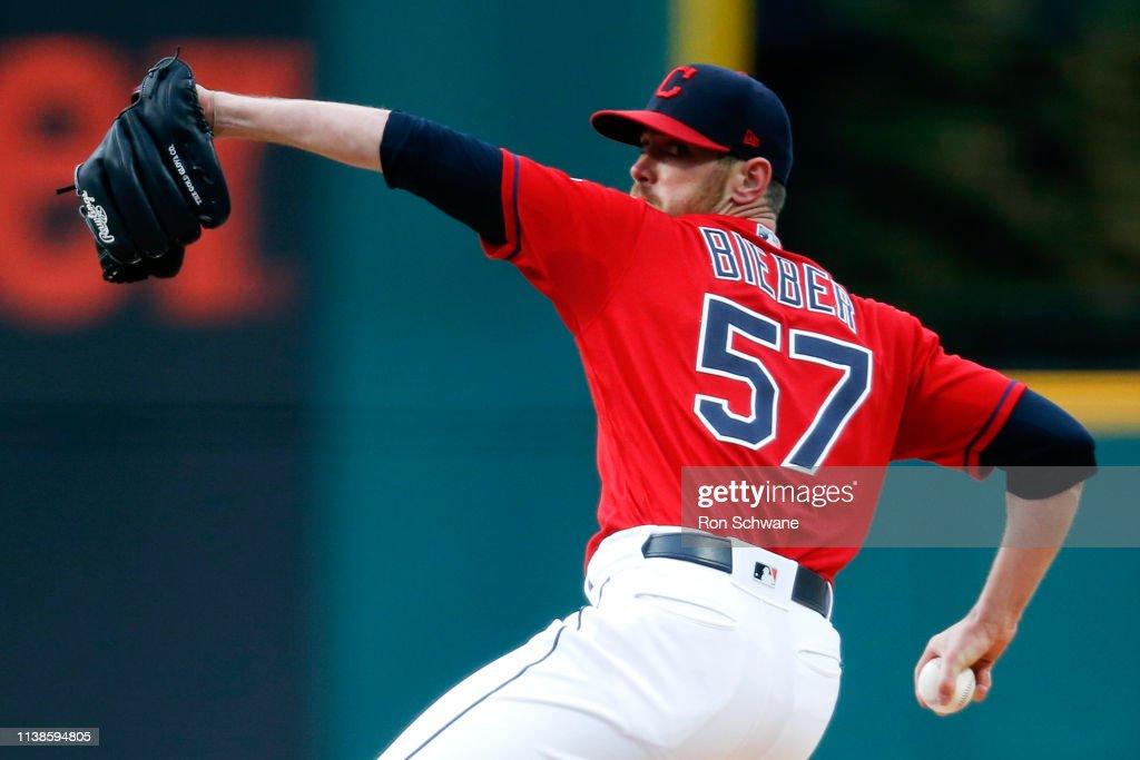OH: Atlanta Braves v Cleveland Indians