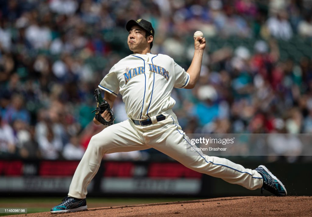 WA: Minnesota Twins v Seattle Mariners