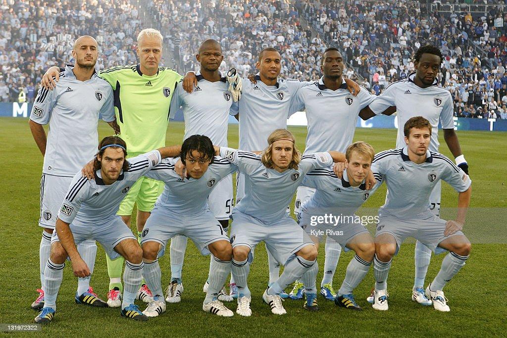 MLS Eastern Conference Championship - Houston Dynamo v Sporting Kansas City