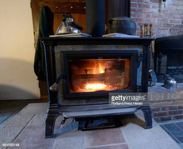 Wood Burning Stove Stock Photos And Pictures