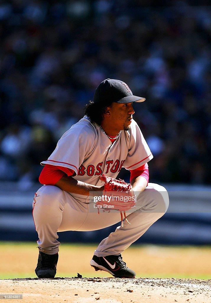 Red Sox v Yankees : News Photo