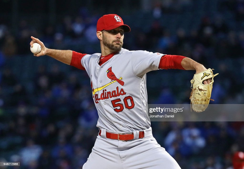 St Louis Cardinals v Chicago Cubs : News Photo