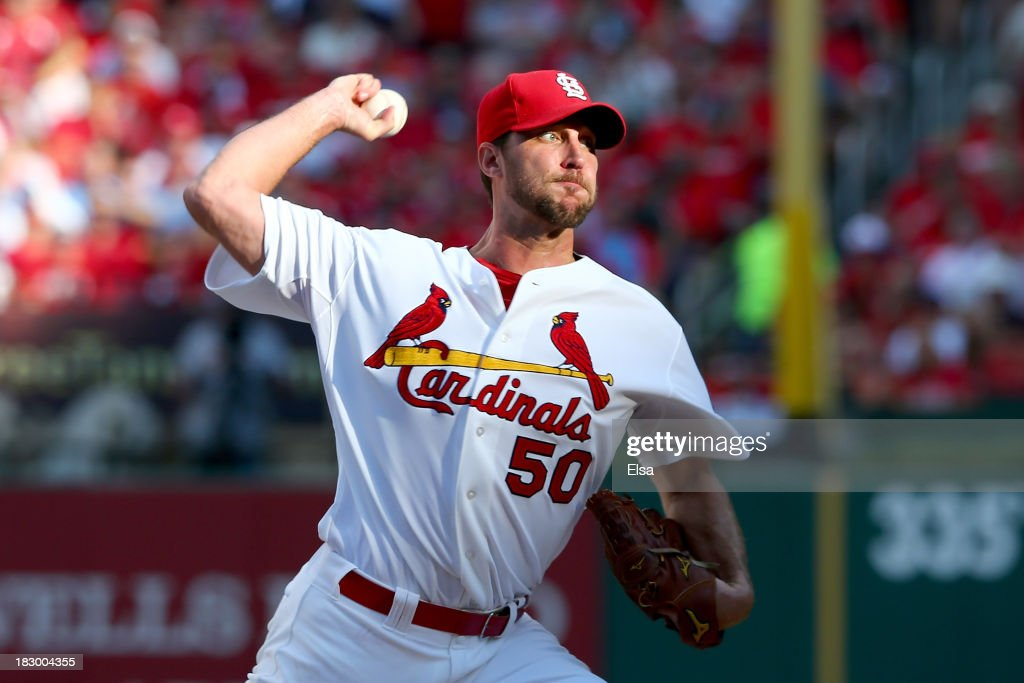 Division Series - Pittsburgh Pirates v St Louis Cardinals - Game One