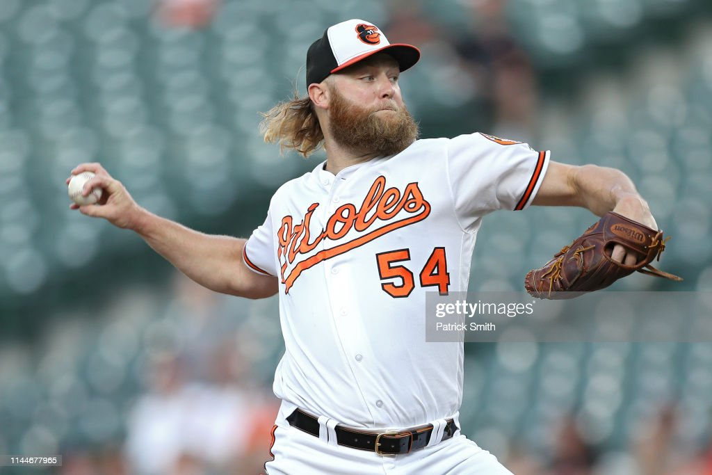 MD: Chicago White Sox v Baltimore Orioles