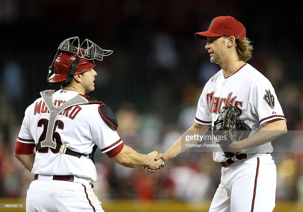 Washington Nationals v Arizona Diamondbacks : Foto di attualità