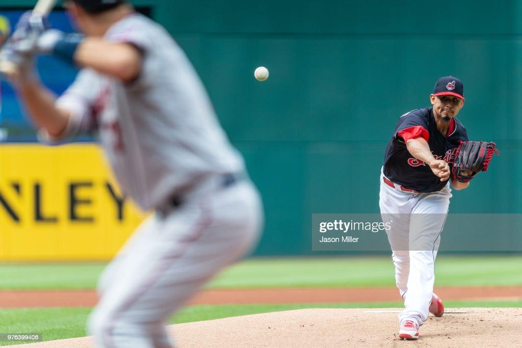 Minnesota Twins v Cleveland Indians : News Photo