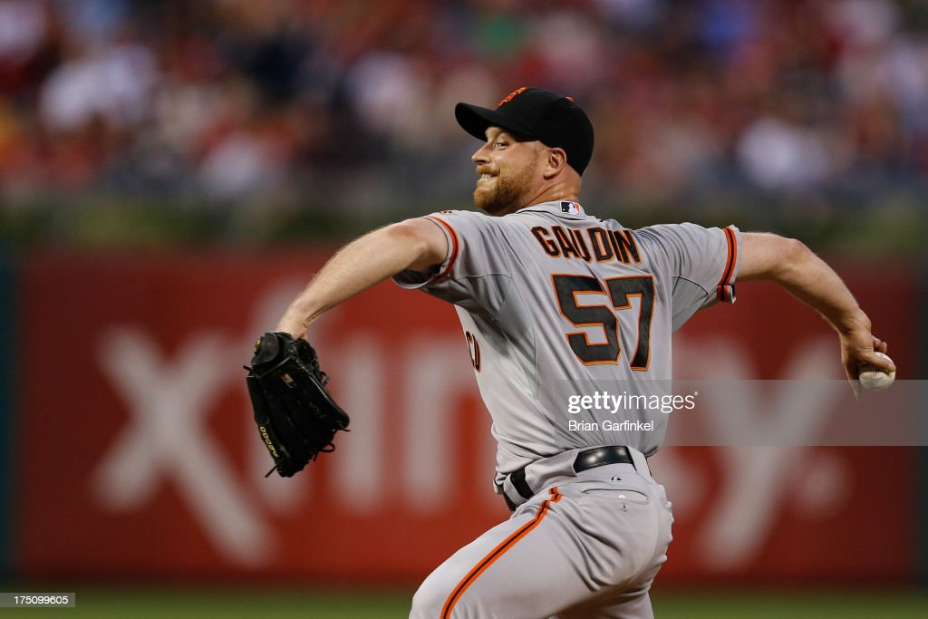 San Francisco Giants v Philadelphia Phillies