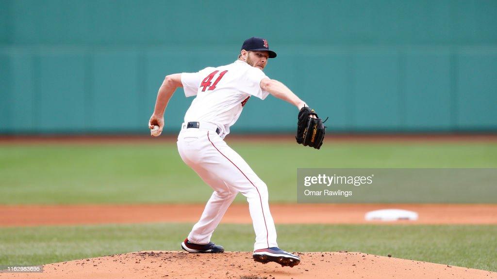 Toronto Blue Jays v Boston Red Sox : News Photo