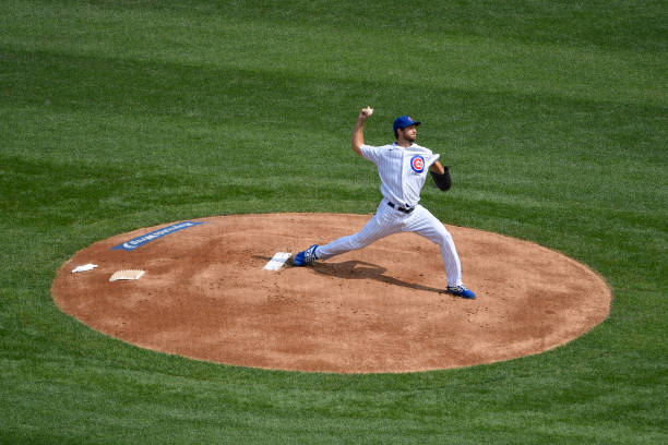 IL: Milwaukee Brewers v Chicago Cubs