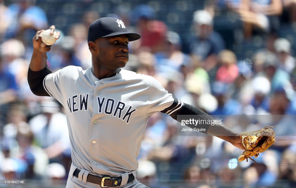 MO: New York Yankees v Kansas City Royals