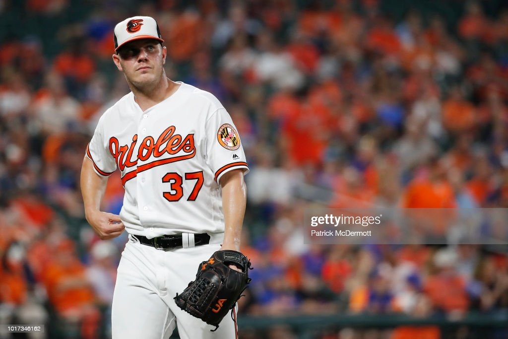 New York Mets v Baltimore Orioles : News Photo