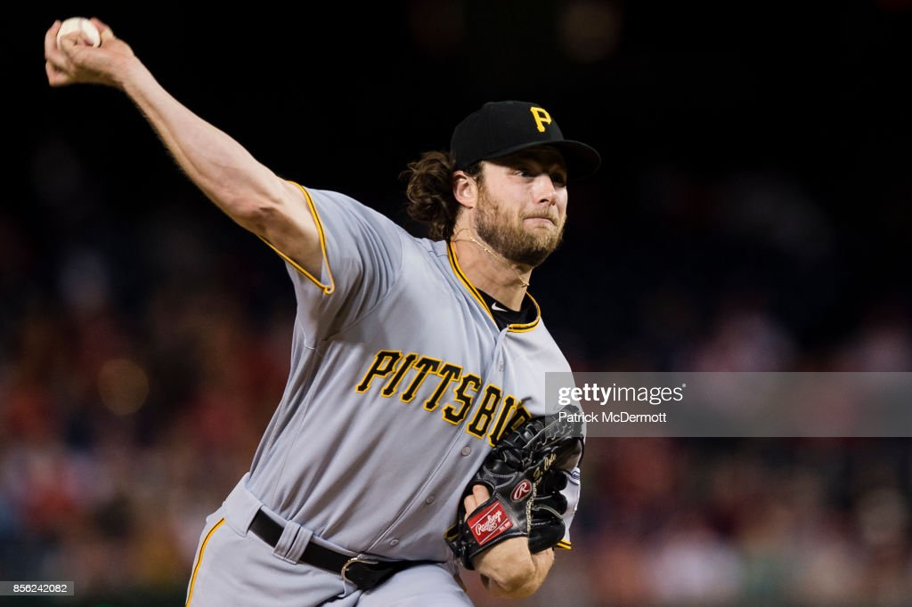 Pittsburgh Pirates v Washington Nationals : ニュース写真