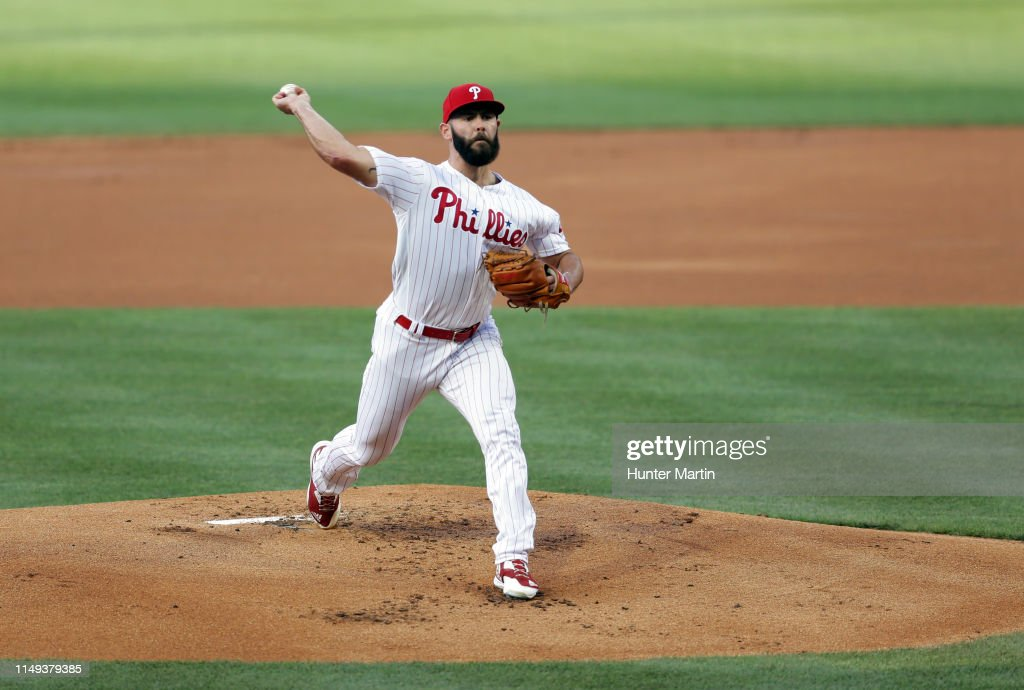 Arizona Diamondbacks v Philadelphia Phillies : News Photo