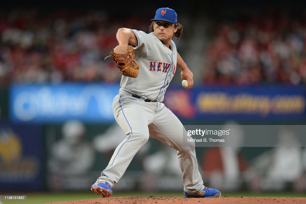 MO: New York Mets v St Louis Cardinals