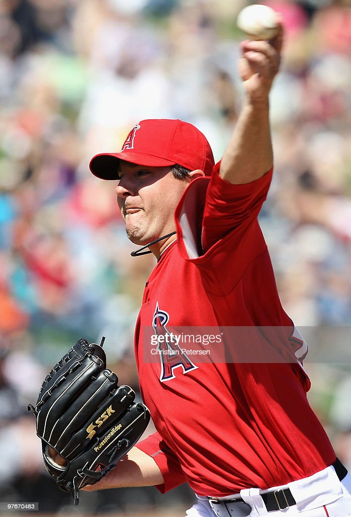 Chicago White Sox v Los Angeles Angels of Anaheim : News Photo