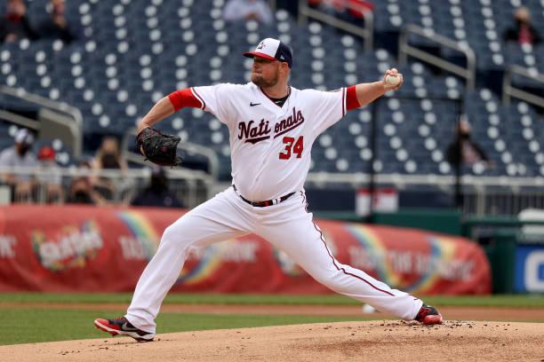 DC: Atlanta Braves v Washington Nationals