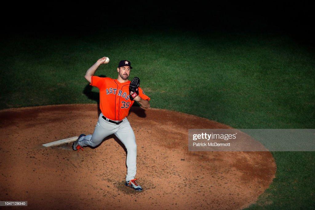 Houston Astros  v Baltimore Orioles - Game One : News Photo