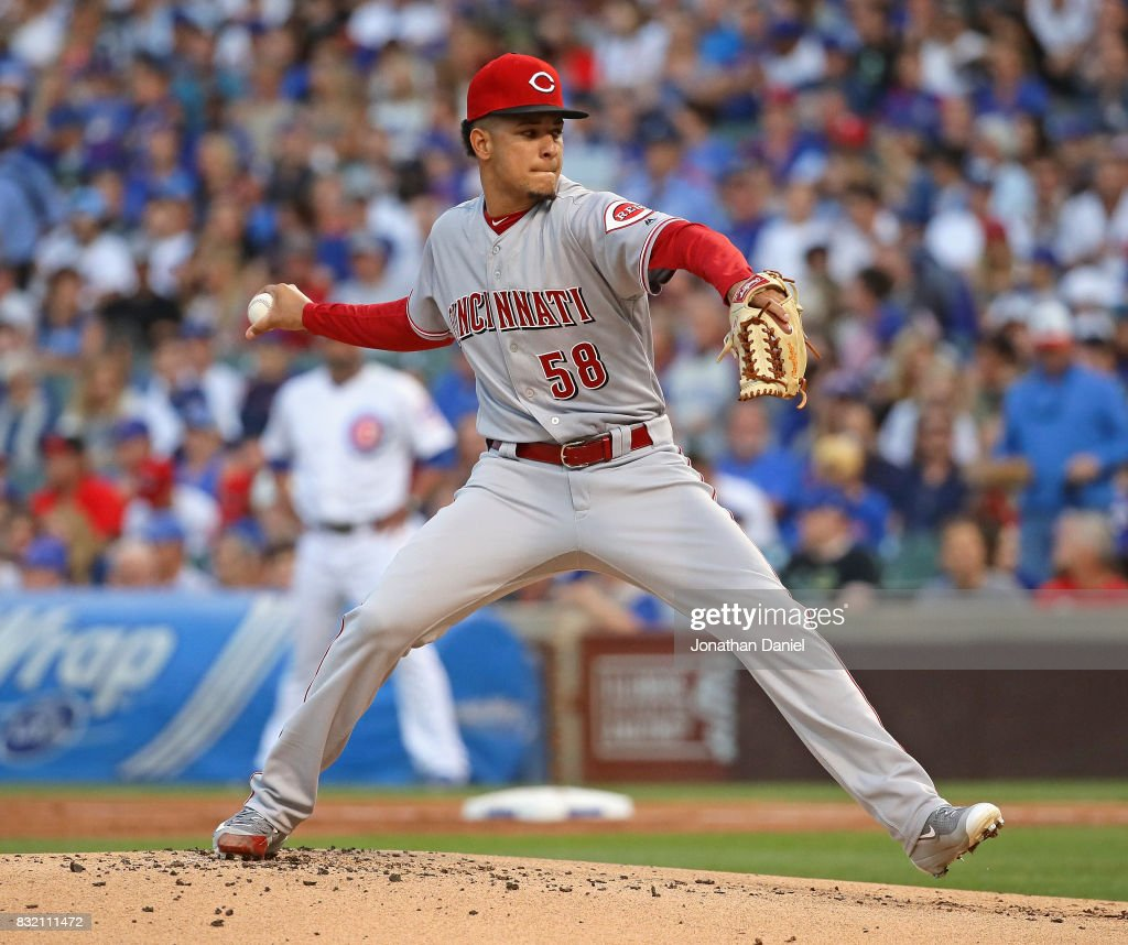 Cincinnati Reds v Chicago Cubs