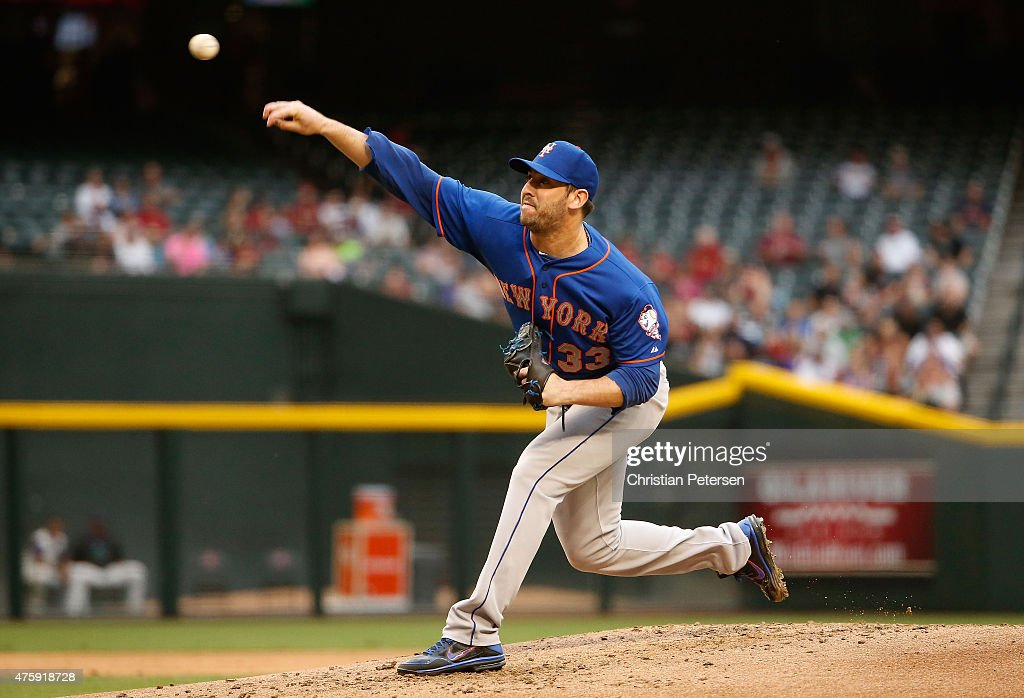 New York Mets v Arizona Diamondbacks : News Photo