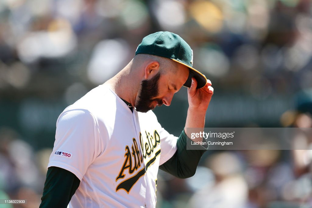 Toronto Blue Jays v Oakland Athletics : News Photo