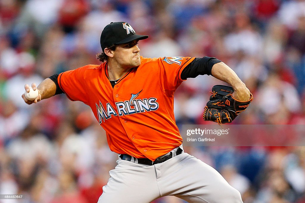Miami Marlins v Philadelphia Phillies : News Photo
