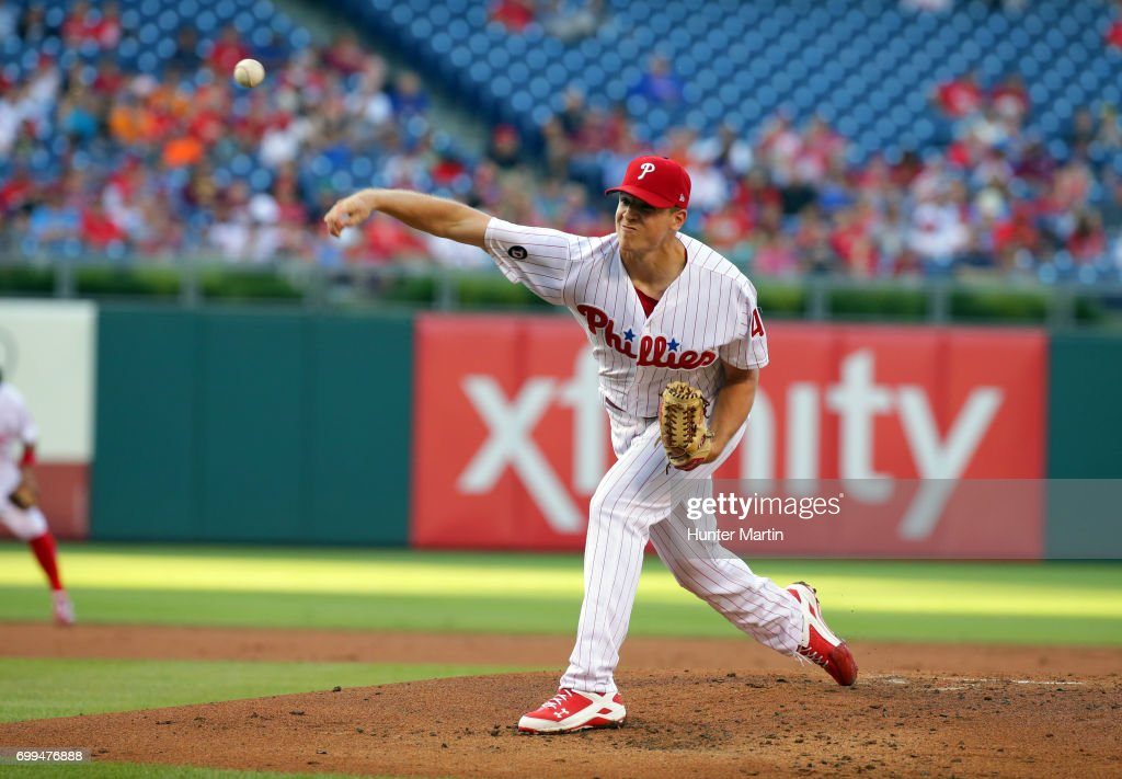 St Louis Cardinals v Philadelphia Phillies