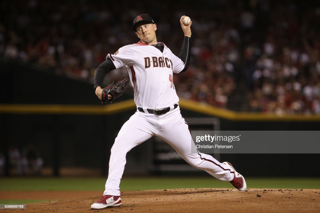 Colorado Rockies v Arizona Diamondbacks : Nachrichtenfoto
