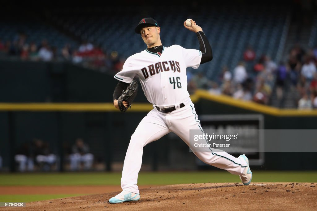 San Franciso Giants v Arizona Diamondbacks : Nachrichtenfoto