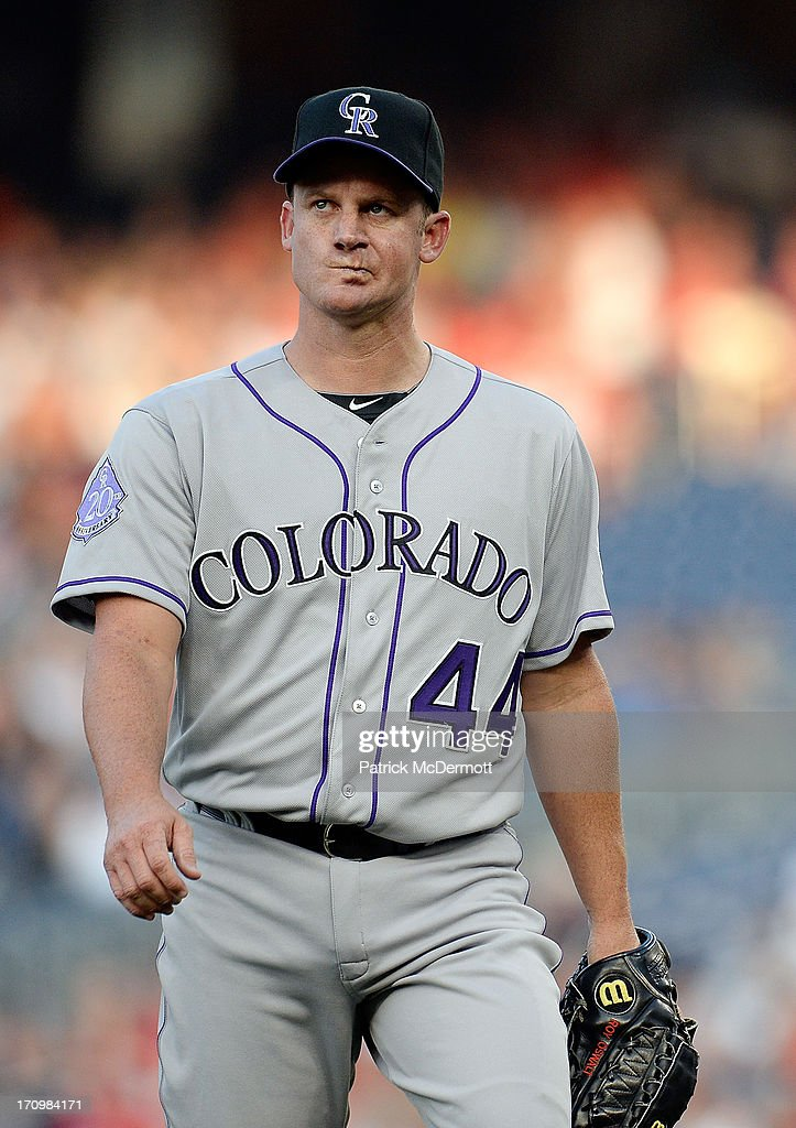 Colorado Rockies v Washington Nationals