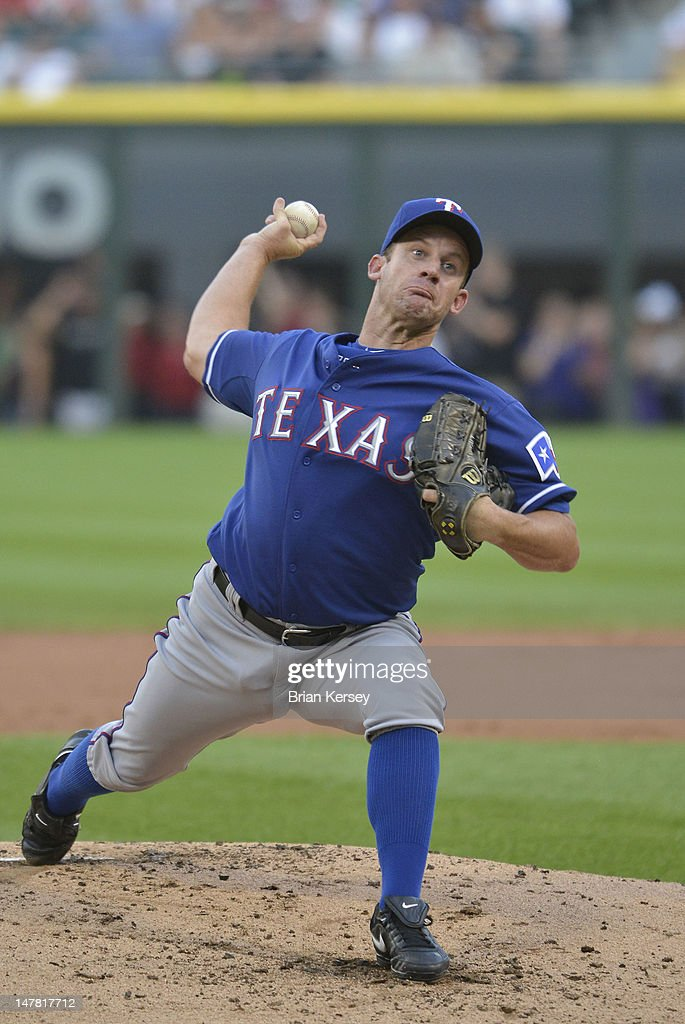 Texas Rangers v Chicago White Sox