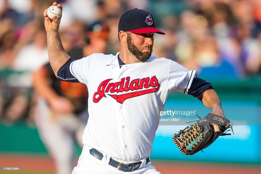 Baltimore Orioles v Cleveland Indians : News Photo