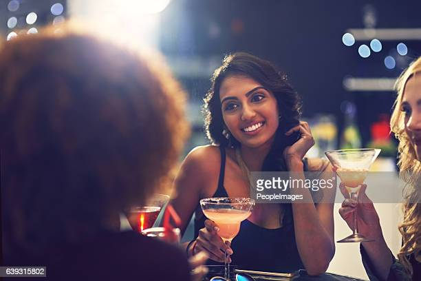 starting the night off right - asian drink stock photos and pictures