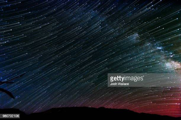 #startrails - 宇宙・天文 ストックフォトと画像