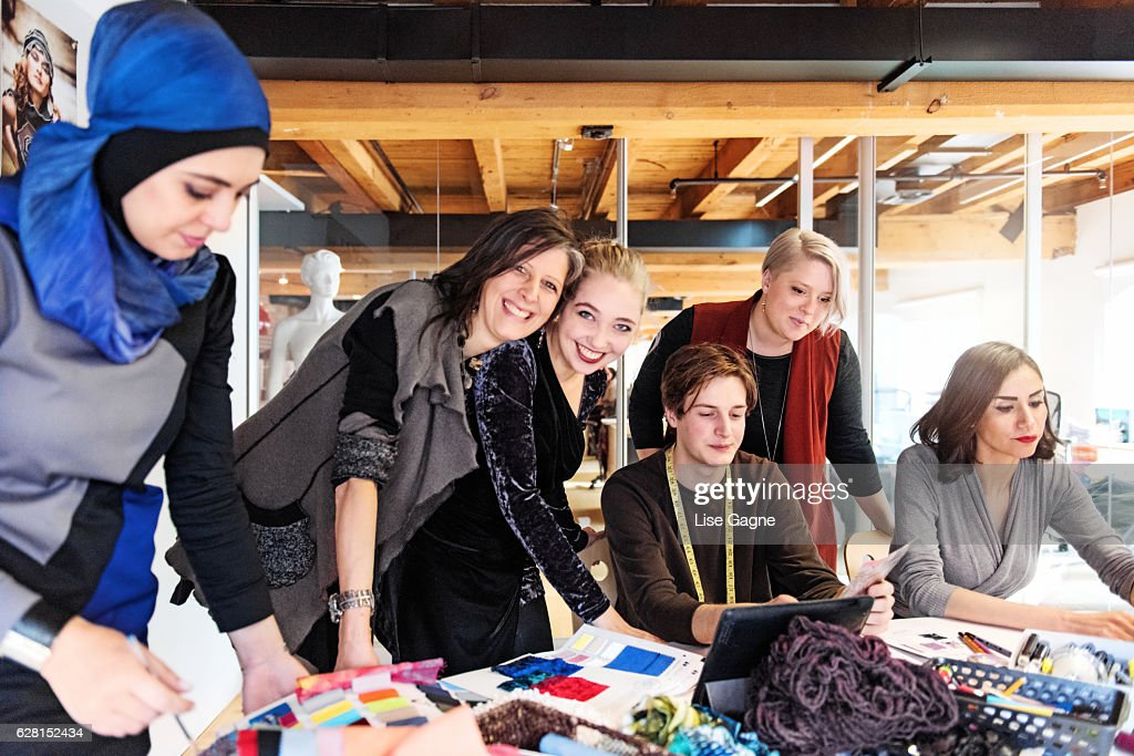 Startup business meeting : Stock Photo